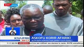 Askofu Cornelius Korir afariki nyumbani kwake Elgon View mjini Eldoret