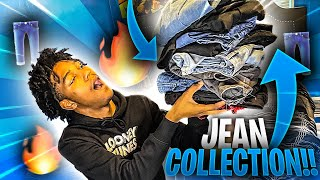 MY TOP 10 DENIM/SKINNY JEANS 👖 🔥| CHEAP JEAN COLLECTION💸