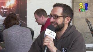 Pegasus Spiele im Interview - Peter Berneiser - Spiel doch mal...!