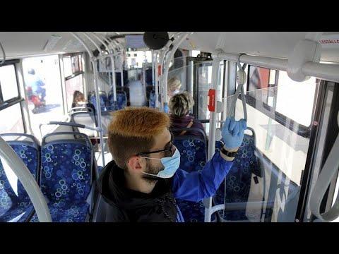 Υποχρεωτική χρήση μάσκας στην Βουδαπέστη