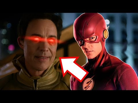 The Flash Season 6 Comic Con Teaser! New Reveals and Crisis on Infinite Earths!