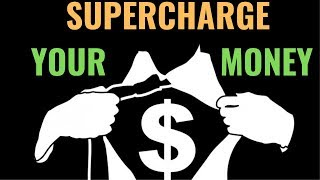 Take Control of YOUR MONEY | 5 Ways to Supercharge Your Finances