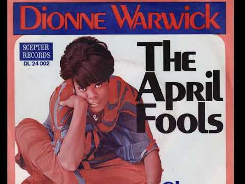 "Dionne Warwick ""The April Fools"" 1969 Bacharach/David My Extended Version!"