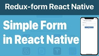 how to build a react native login form with redux pt 2 - Thủ