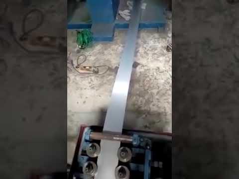 SS Pipe Making Machine