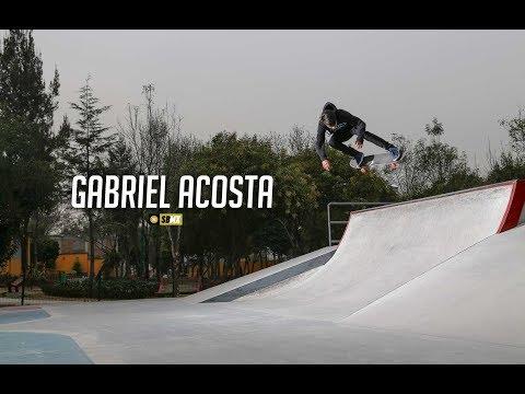 Skateboarding MX | Gabo Acosta ¿5 trucos?