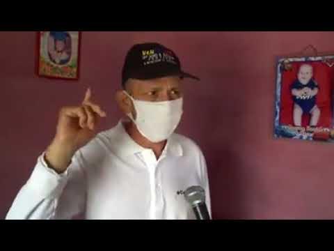 Paciente Venezolano, bendice a la brigada médica cubana por salvarle la vida