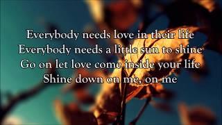 Anthony Hamilton - Everybody | Lyrics
