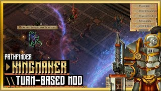 Turn based Combat mod for Pathfinder Kingmaker Preview Tutorial and opinion