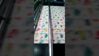 Rotary Printing Of Textile Fabric