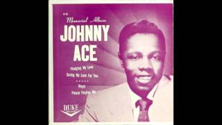 Pledging My Love   NEW STEREO   Johnny Ace