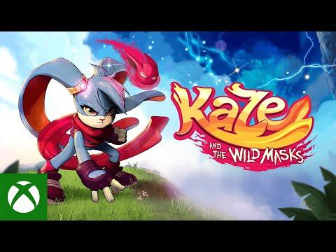 Trailer de Kaze and the Wild Masks