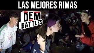 RIMAS QUE PARARON LA DEM BATTLES !! FECHA V 2018 ¡Batallones!
