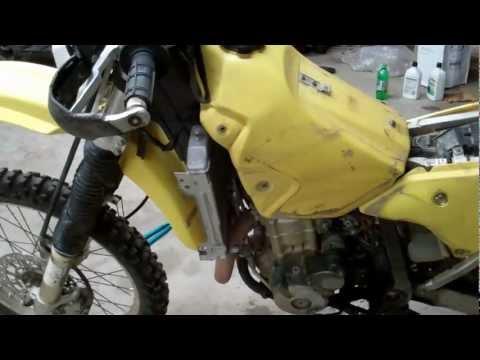 Suzuki DRZ 400 – Carburetor Problem – Won't Start — Possible