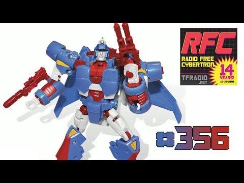Radio Free Cybertron - 356
