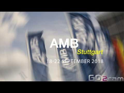 GO2cam auf der AMB in Stuttgart