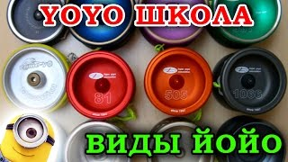 Виды йо-йо, какие yy бывают ❏ YoYo с Тангаром