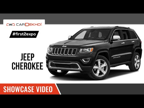 #first2expo | Jeep at Auto Expo | Showcase Video @AutoExpo2016