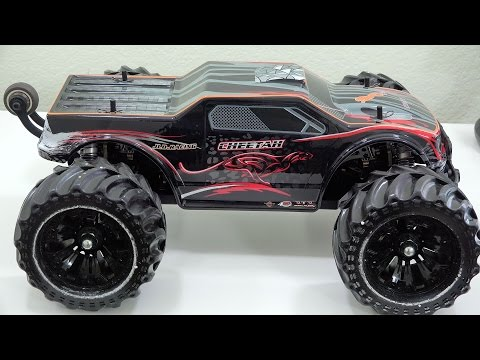 JLB Cheetah FAST Electric Off-Road RC Car - PREVIEW