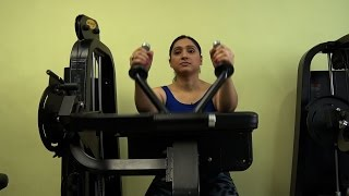 Know your Gym - Seated Triceps Flat