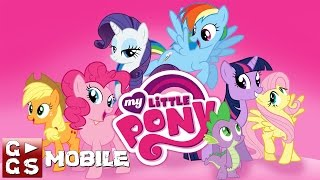 My Little Pony ► Stark saturierte Primärfarben G►GS Mobile Gaming Review deutsch