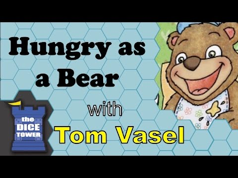 Dice Tower Reviews: Hungry as a Bear