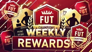 OMG THESE PACKS ARE AMAZING! FIFA 17 FUT CHAMPIONS WEEKLY REWARDS