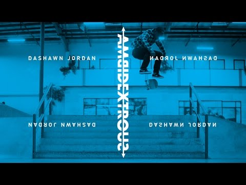 Dashawn Jordan - Ambidextrous
