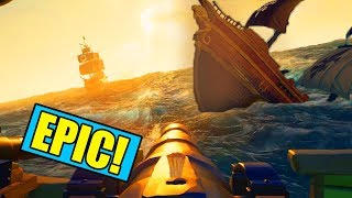 WINNING 3 Battles in 10 Minutes! [Sea of Thieves]