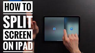 How to Split Screen/Multitask on iPad