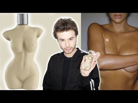 KKW Body Fragrance UNBOXING + FIRST IMPRESSIONS + REVIEW