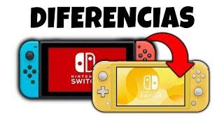 La Nueva SWITCH Lite Vs Nintendo SWITCH ¿Cual Es Mejor Comprar? 🤔