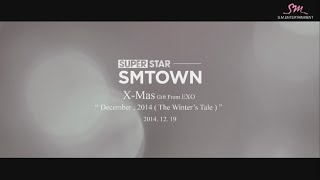 X-Mas Gift From EXO x SUPERSTAR SMTOWN_2014.12.19