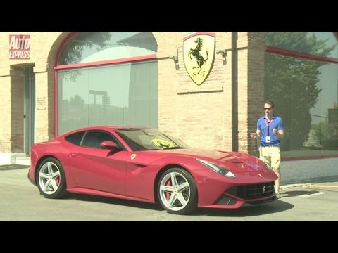 Ferrari F12 Berlinetta video review - Auto Express