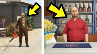 WHERE DOES LESTER GO AFTER CAMPAIGN? (GTA 5)