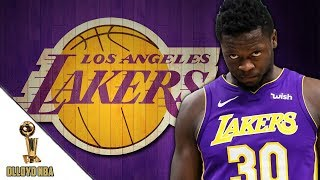 Julius Randle Wants Long Term Deal With Los Angeles Lakers!!! Should They Give It To Him? | NBA News