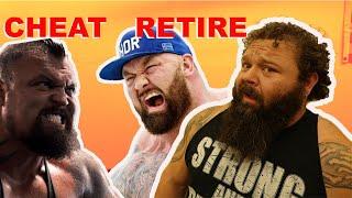 Eddie Cheats Thor Retires?!?!