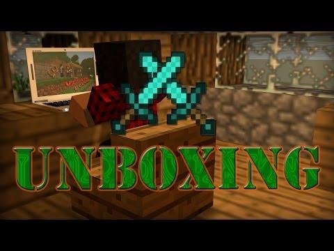 Unboxing | Dárek od fanouška :)