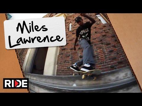Miles Lawrence - Flowed