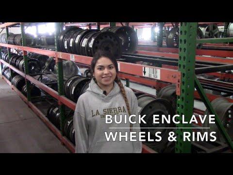 Factory Original Buick Enclave Wheels & Buick Enclave Rims – OriginalWheels.com