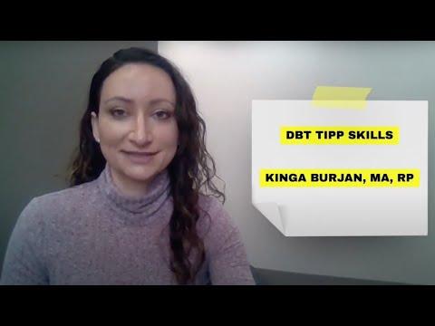 DBT TIPP Skills by Kinga Burjan