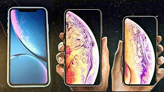 iPhone XR vs XS & XS MAX - Which Should You Buy?