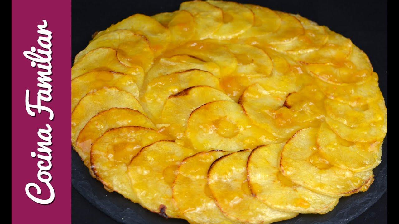 Tarta pizza de manzana | Javier Romero Cap. 87 - Temporada 2