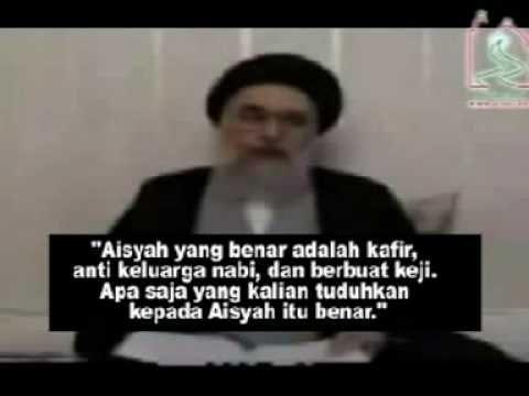 PELECEHAN SYIAH TERHADAB AISYAH ISTRI NABI MUHAMMAD SAW