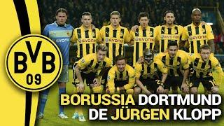 Borussia Dortmund de Jürgen Klopp 2012/2013
