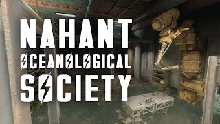The Full Story of the Nahant Oceanological Society - Fallout 4 Lore