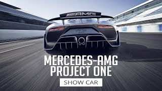 Show Car - Mercedes-AMG Project One