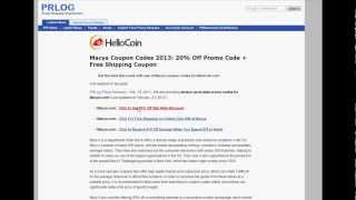 Macys Coupon Code - Save Big With Latest Macys Promo Code 2013