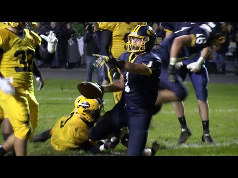 Mason Sullivan's six TDs power Kirtland past Beachwood