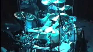 "Fates Warning - ""Leave the Past Behind"" Drum angle"